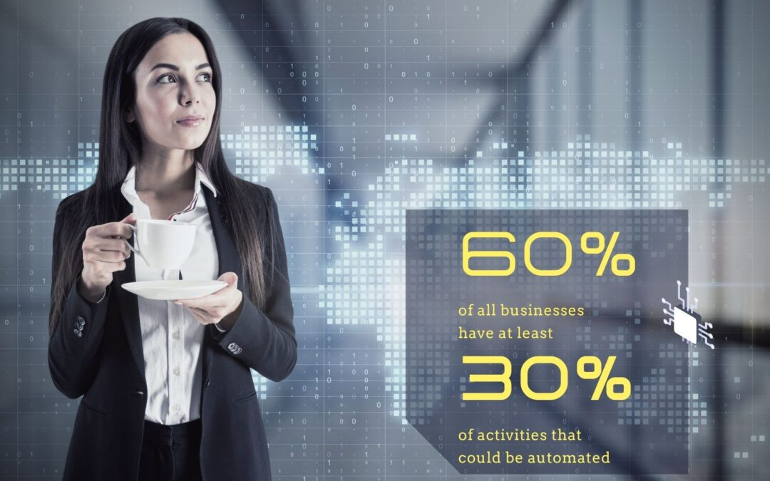 How to Accelerate Your Business Through Intelligent Process Automation