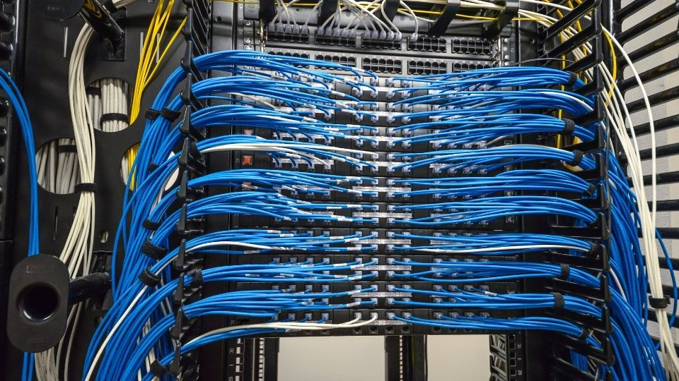 Vancouver network data cabling