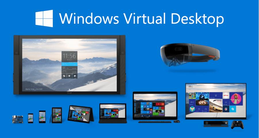 Windows Virtual Desktop setup
