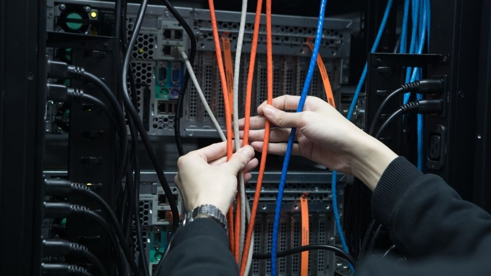cabling installation