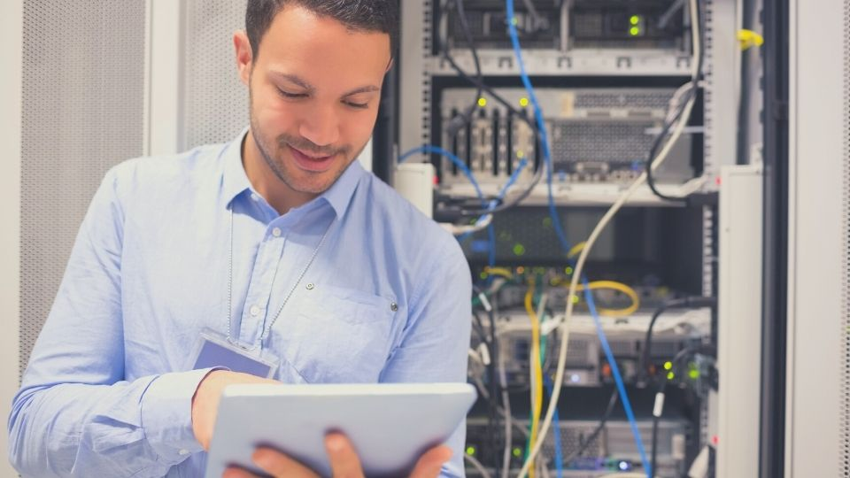 data cabling repair